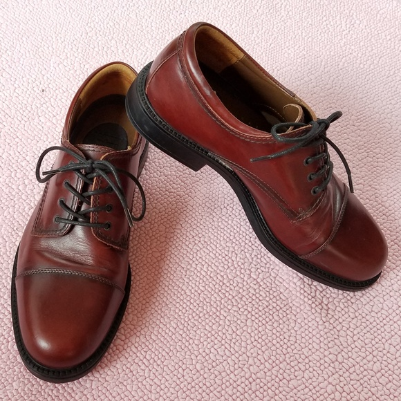 77b22e684e36 Dockers Other - Dockers Lace Up Derby Dress Casual Leather Shoes